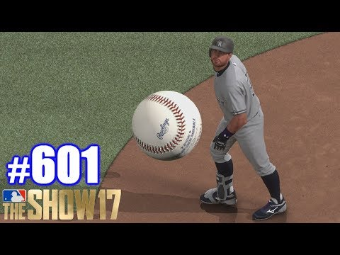 HIGHEST HOME RUN I'VE EVER HIT! | MLB The Show 17 | Road to the Show #601