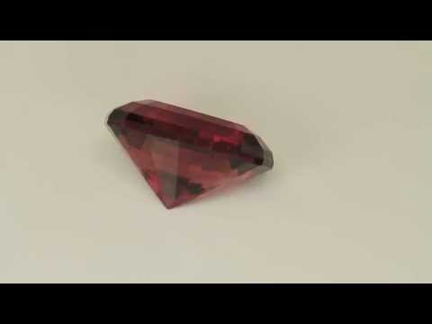 Oval Rubellite Tourmaline From Nigeria Weighs 9.63ct.