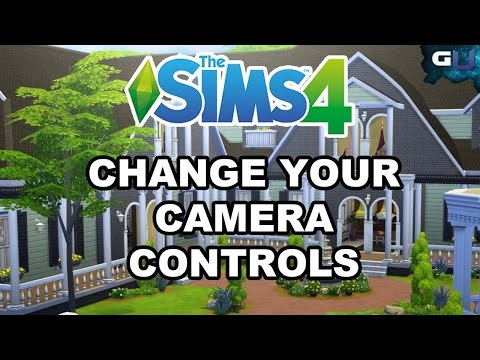 The Sims 4 - Guide to Change Your Camera Controls
