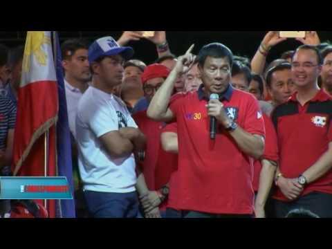 VOA Correspondents on Rodrigo Duterte and 2016 Philippine election