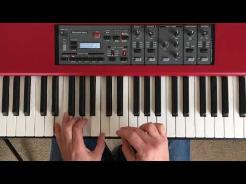 Jazz Piano For Beginners || Tutorial #4: improvising over a chord progression