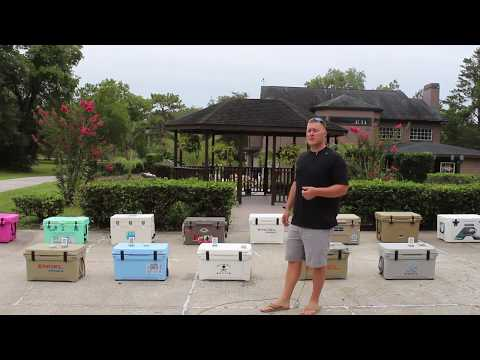 Best Ice Pack For A Cooler Ice Challenge-Testing Top Rated Ice Packs In Roto Molded Coolers