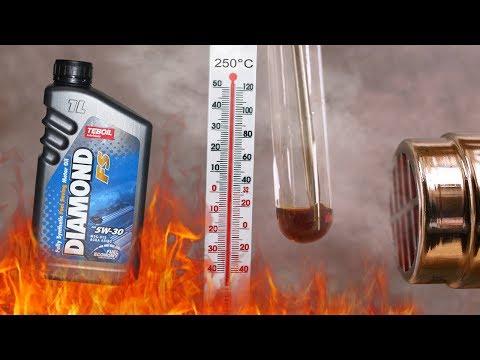 Teboil Diamond FS 5W30 Jak czysty jest olej silnikowy?