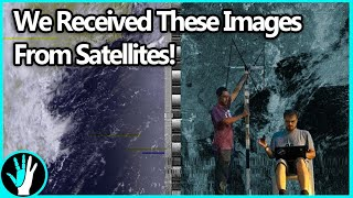 How To Pull Images From Satellites In Orbit Noaa 151819 And Meteor M2