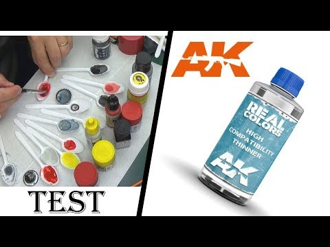 TEST ►Ak Real Colors Thinner High Compatibility ◄