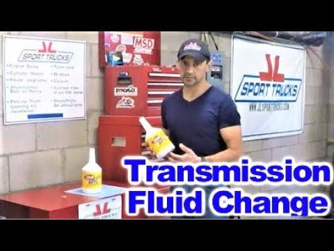 How to change the Manual Transmission Fluid of a 2003 Mini Cooper