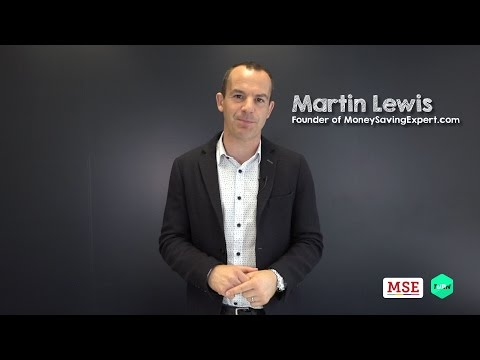 Martin Lewis: Register to Vote 2017