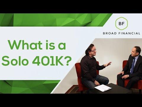 What is a Solo 401(k) & How Can I Use a Solo 401(k) to Jumpstart My Retirement Savings?