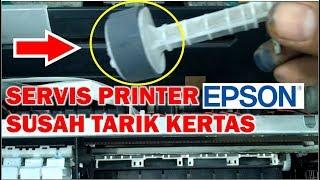 Cara Mengganti Roll Penarik Kertas Epson L210 - IranTube | Iranian