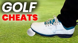 Download GOLF CHEATS ON CAUGHT Video