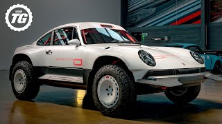 FIRST LOOK: SINGER'S ACS - the ultimate safari 911!