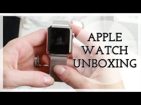  Apple Watch Unboxing / Setup