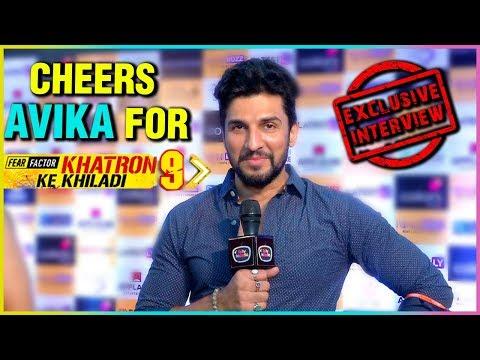 Manish Raisinghan CHEERS Avika Gor For Khatron Ke Khiladi 9 | EXCLUSIVE Interview