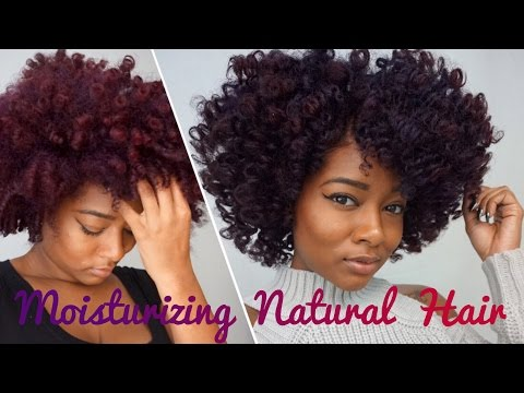 How to Properly Moisturize Natural Hair | ft. Fortify'd Naturals