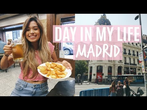 DAY IN MY LIFE in MADRID + I Drink Alcohol?! | ItsMandarin