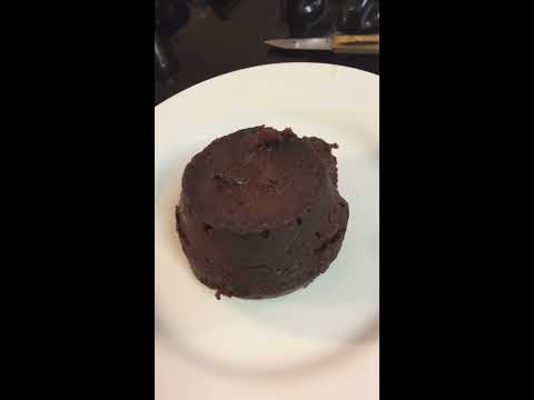 Pressure Cooker Chocolate Lava cake, oh yes I did!!