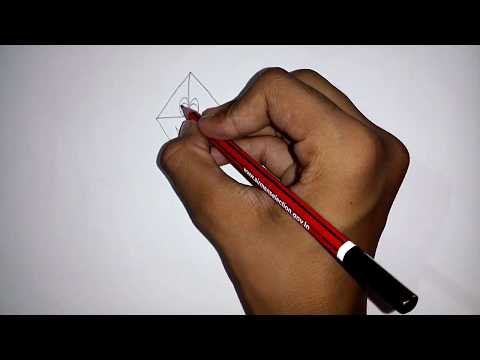 how to draw a kite/colorful and cartoon kite/drawing for kids
