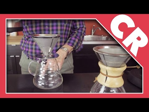 Osaka Coffee Stainless Steel Cone Filters | Crew Review