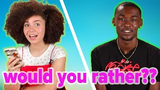Download Teens Play Would You Rather: Social Media Video