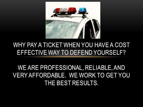Absolute Traffic Tickets- Serving all of Ontario for all Traffic Tickets