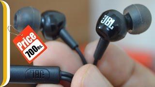 Jbl C100si In-ear Headphones With Mic Review   Best Budget Earphones ?