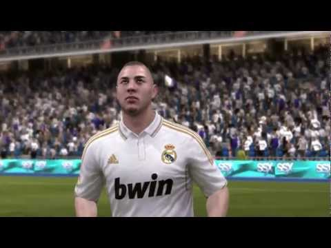 FIFA 12 - 3DS | iPad | iPhone | PC | PS2 | PS3 | PSP | Wii | Xbox 360 - video game trailer #9 HD