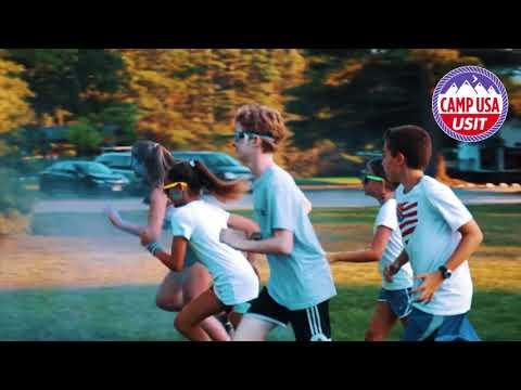Camp USA - Summer Awaits