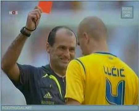 THE BEST RED CARD!