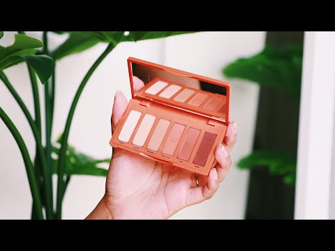 NEW! NAKED PETITE HEAT PALETTE FIRST LOOK
