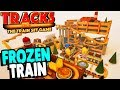 BEST TRAIN GAME EVER, Wooden Block Railroad | Tracks Gameplay