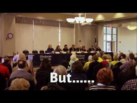 Kurt Liske asking about adding recognizing gun rights in Iowa Constitution.