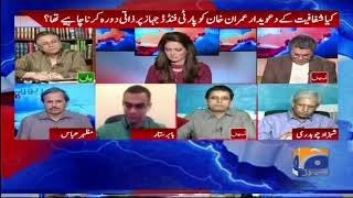 Party Funds Per Imran Khan Ko Zati Dura Karna Chahiye Hai?Report Card