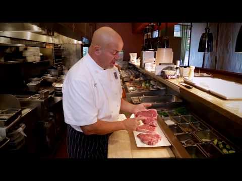 Porter & York - How to cook the perfect porterhouse steak with Chef John Howie