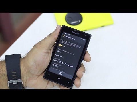 How to Create Portable Wi Fi & Bluetooth Hotspot on Windows 10 Mobile