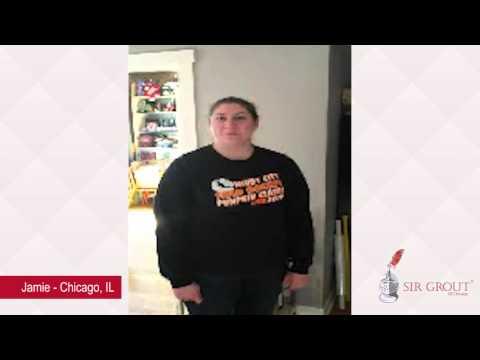 Sir Grout Video Testimonial: Jamie