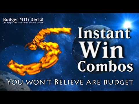 5 Instant win combos you won't believe are budget