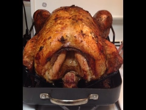 Oven Roasted Turkey So Juicy And Moist They Think It's Fried