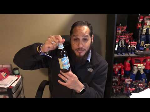 Blue Moon Horchata Review