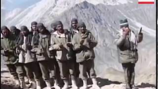 Rare video after the capture of Point 4875, Kargil Conflict.