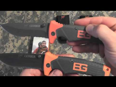 Another Bear Grylls Gerber Counterfeit Knife On Ebay