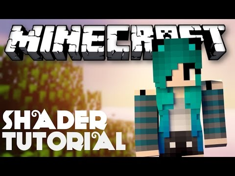 HOW TO GET SHADERS FOR MINECRAFT 1.11.2, 1.11, 1.9, 1.8, 1.8.9 AND 1.10