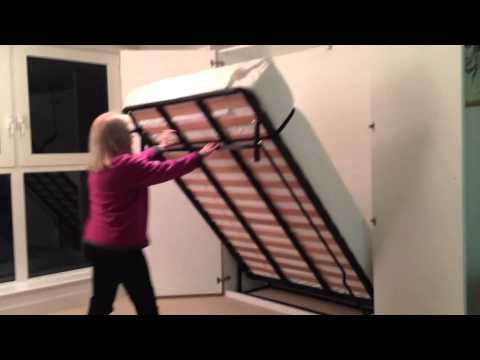 Vertical Wall Bed
