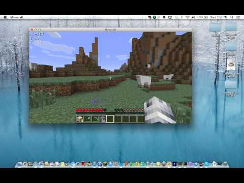 How to download the Fly Mod in minecraft 1.5.1 on Mac