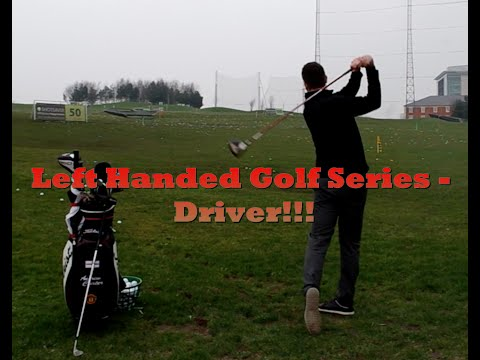 Left Handed Golf Series - Driver