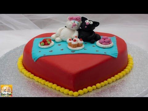 Friendship cake.