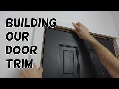 Building Some Simple Door Trim!