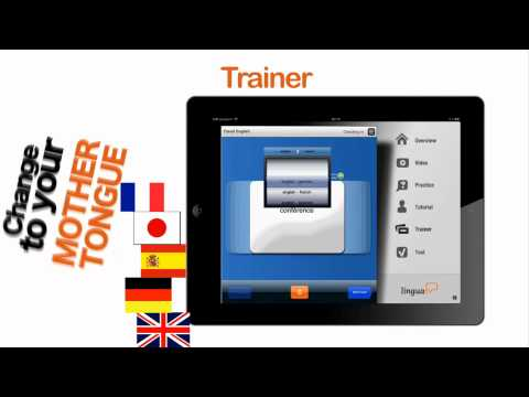 Learn Languages With Mobile Video Apps by LinguaTV.com
