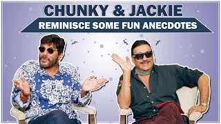 Jackie Shroff And Chunky Pandey Talk About Tiger & Ananya, Prasthanam & more