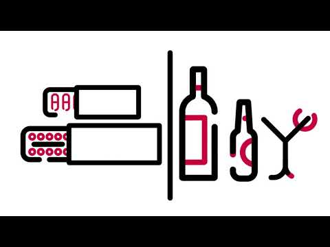Mixing medications with alcohol