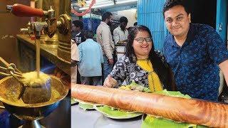 ഫാമിലി ദോശയും തന്തൂരി ചായയും - RK Dosa Camp & Garam Matka, Exploring Food in Bangalore